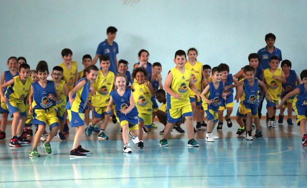 Svevo Basket Day: le foto della festa finale